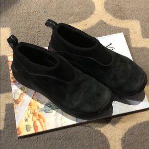 Orbit Moc Kid's Black Merrel Shoes